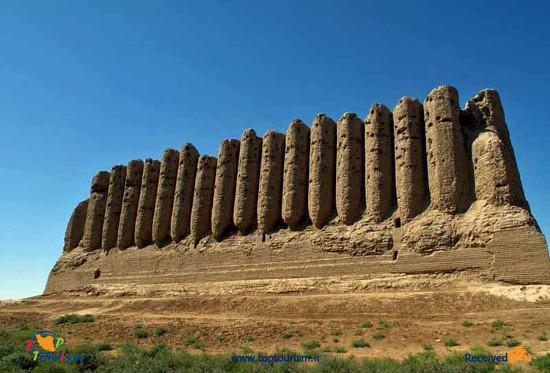 پیشگفتارِ کتابِ آثار معماری ترکمنستان